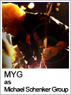 MYG as Michael Schenker Group
