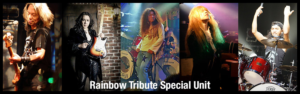 LEGEND OF ROCK ~Thanx Cozy Powell , Tribute to Rainbow~