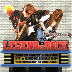 LEGEND OF ROCK CD02
